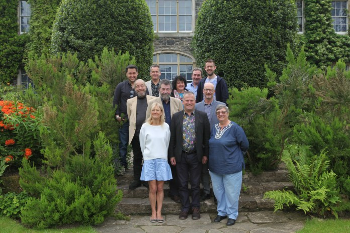 Gardeners Question Time at Mount Stewart (1)