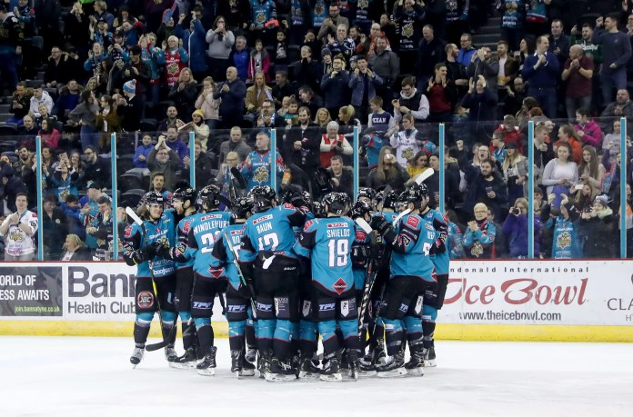 Belfast Giants 3-2 Guildford Flames