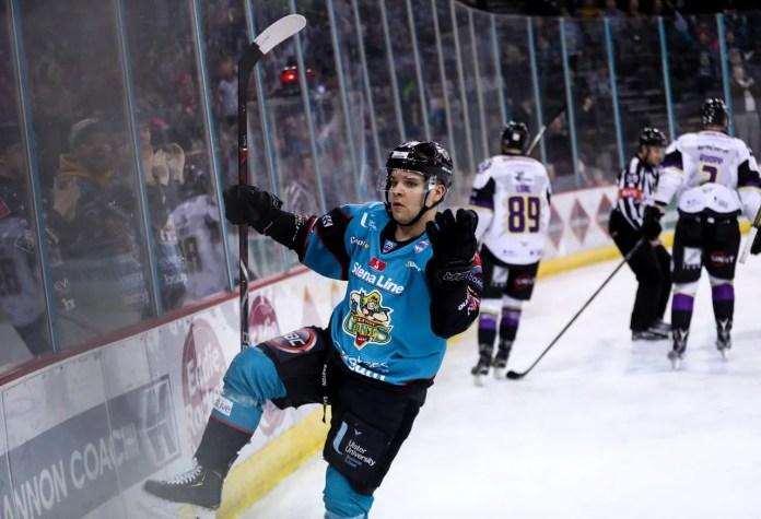 Belfast Giants v Manchester Storm - Elite Ice Hockey League