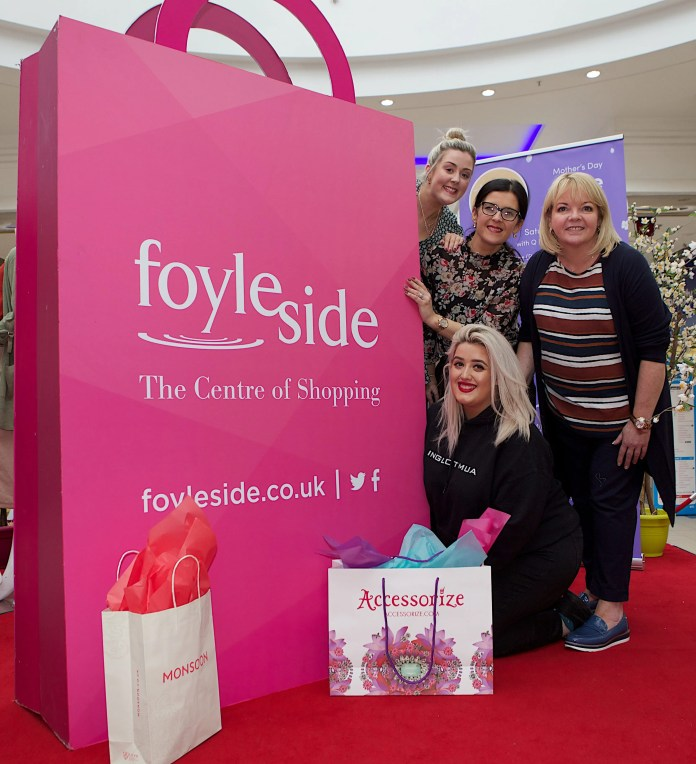 Foyleside Mothers Day