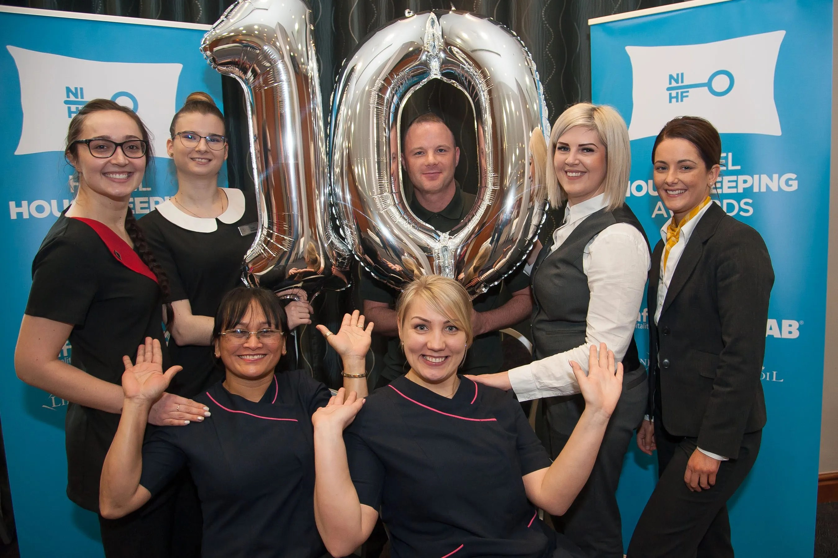 A Decade of Dedication – Housekeeping Awards Celebrate Tenth