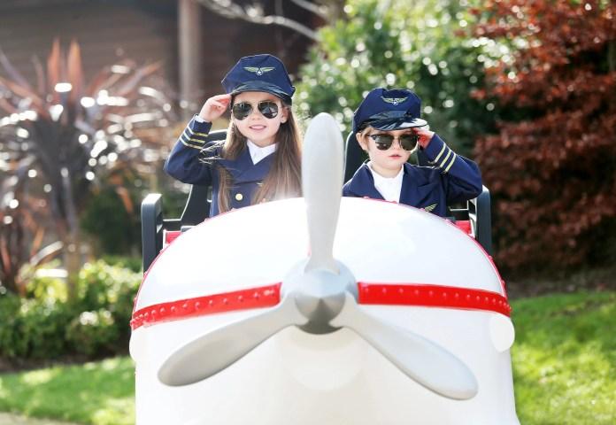 Tayto Park Flight School for Kids