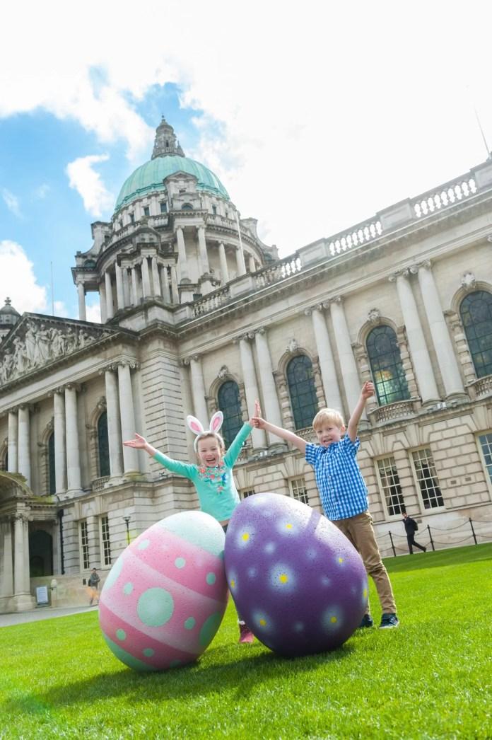 Belfast Easter Egg Hunt