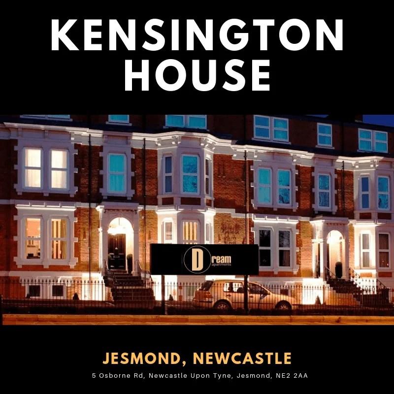 Dream Apartments announces Kensington House Newcastle Upon ...