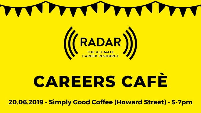 RADAR Careers Cafe