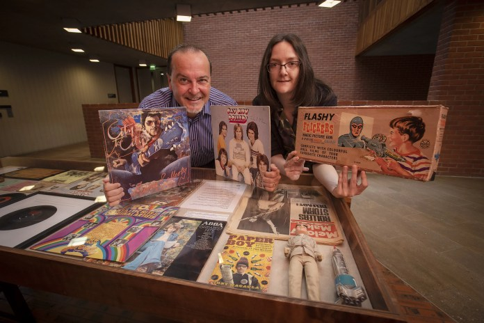 Paperboy - 1970s exhibition at Lyric
