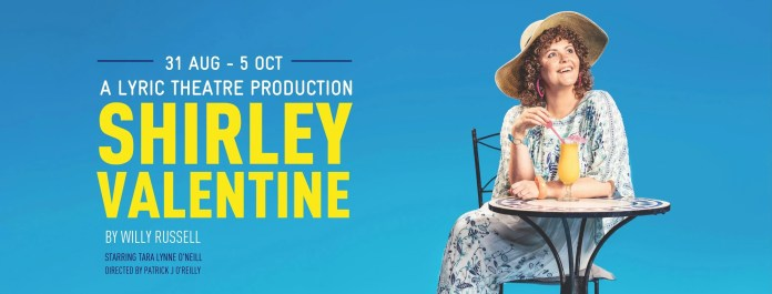 SHIRLEY VALENTINE AT LYRIC