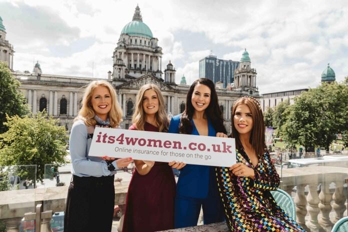 its4women.co.ukempowersRebecca McKinney's 'Stylist Supper Club' in Belfast
