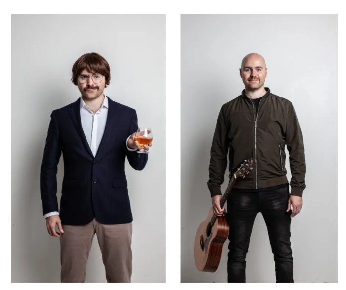 Paddy Raff – Me, Myself & Nige