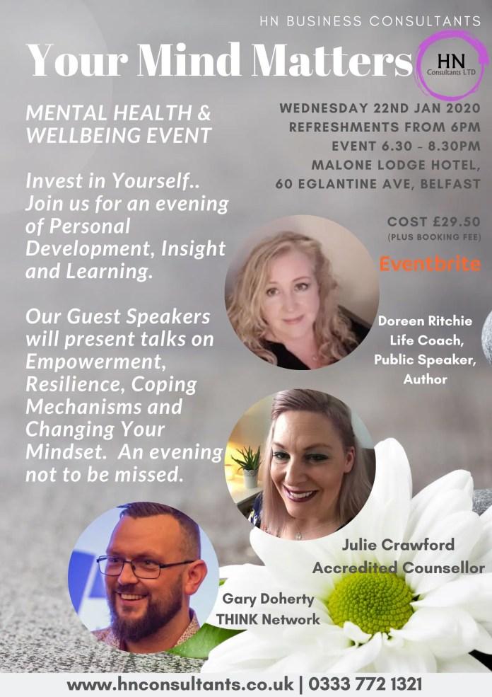 Wellbeing Event Belfast