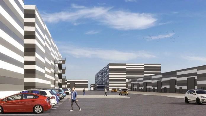 Belfast Harbour Film Studios Expansion i (1)