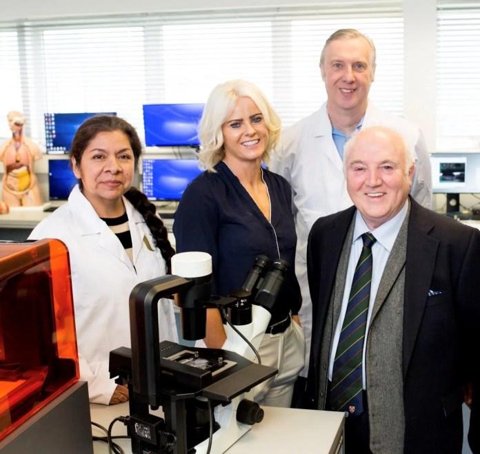 Dr Terry Cross & UU Team