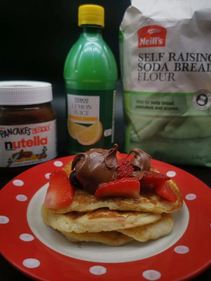 Pancake Tuesday Neills Flour