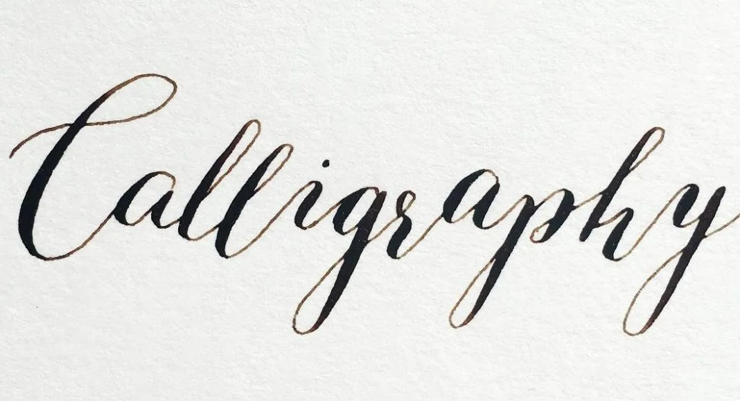 Help Your Kids Start To Write Calligraphically