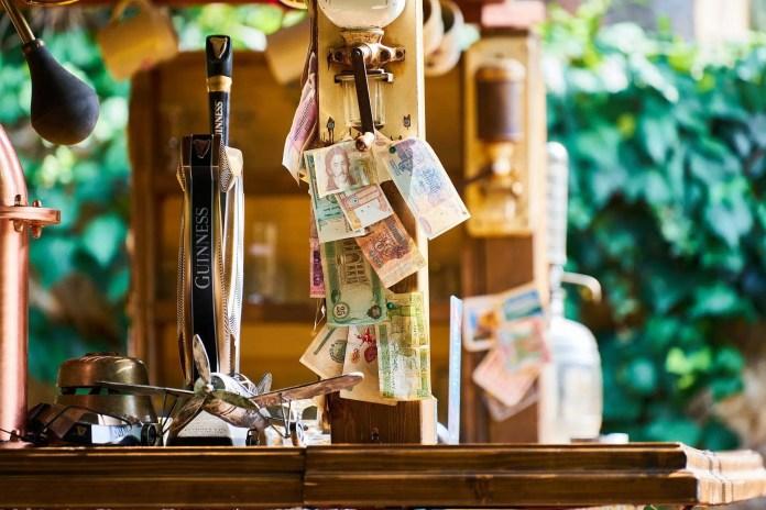 Travel Money exchange