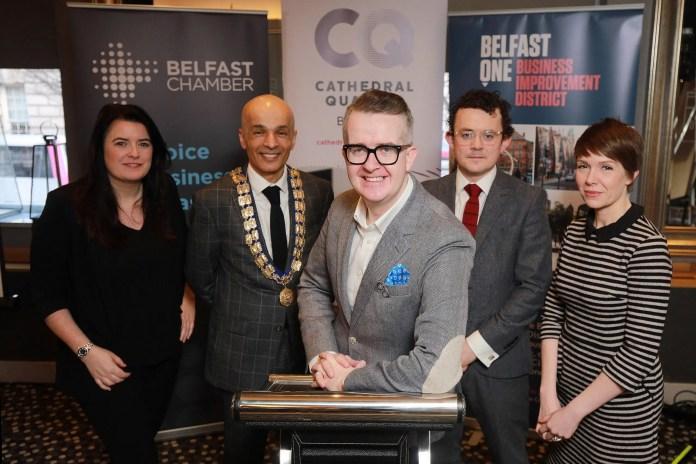 David Meade Belfast Chamber