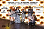 Wookalily celebrate International Women's Day with Whiskey & Wine Single Release and Launch Party
