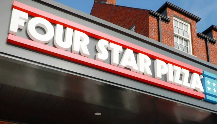 FOUR STAR PIZZA SERVES UP RECORD RESULTS: