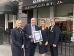 BISHOP'S GATE HOTEL NAMED IN UK'S TOP 25 LIST BY TRIPADVISOR USERS