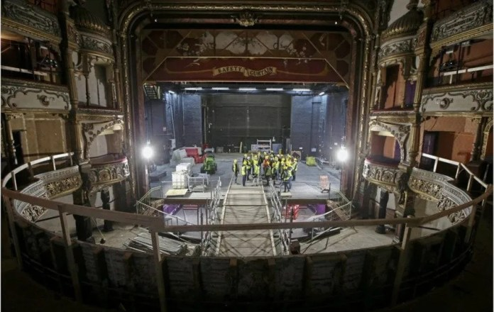 Grand Opera House Reopening Plans Delayed