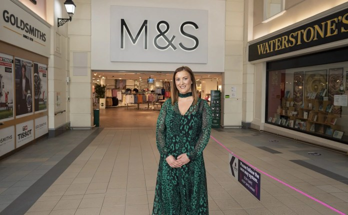 Retail Sales Are Up in Fairhill Shopping Centre