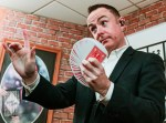 Armagh Magician Caolan Mc Bride Stars In Cahoots NI's New Online Show