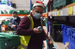 UK's biggest food collection is vital this year as charities face a Covid-19 Christmas.