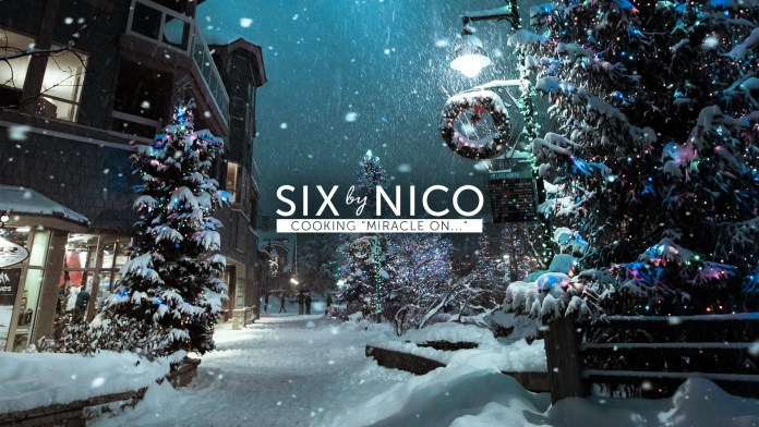 Six By Nico Christmas