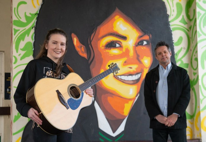 Cookstown teenage musician with a heart condition collaborates w