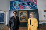 BELFAST'S PORTVIEW TRADE CENTRE PLAYS HOST TO DUTCH MASTERPIECE