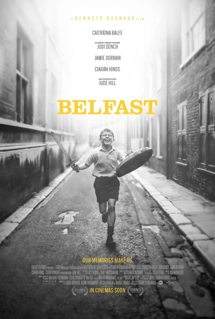 Kenneth Branagh'sBELFAST
