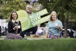 'COME ON IN AND MEET UP' AT BELFAST CITY GARDENS THIS SEPTEMBER