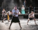 Ballsy new play 'Rough Girls' shoots and scores