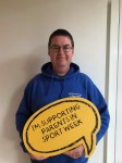 Lisburn man urges parents to help keep their children safe from harm or abuse when taking part in sport