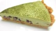【ベジ】小豆と抹茶の和風なめらかクリーミータルト♪(レシピ付)