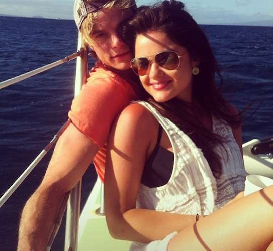 Lucy Hale relations