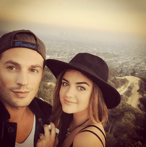 lucy hale and adam pitts tumblr