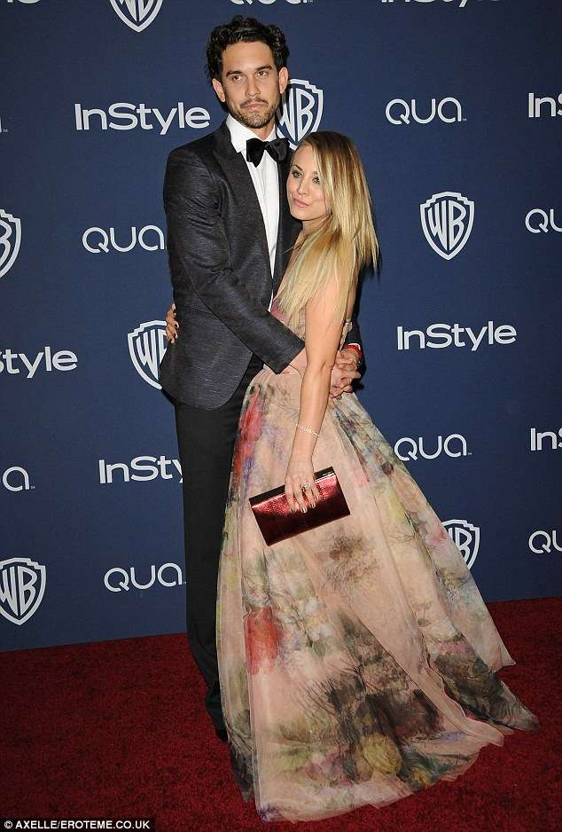 Kaley Cuoco relation