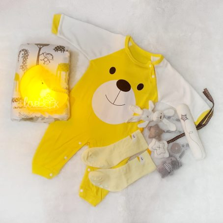 Newborn Baby Giftbox - Moonlight Sleeping Set