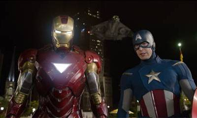 The Avengers (2012) New Clips and Previews!