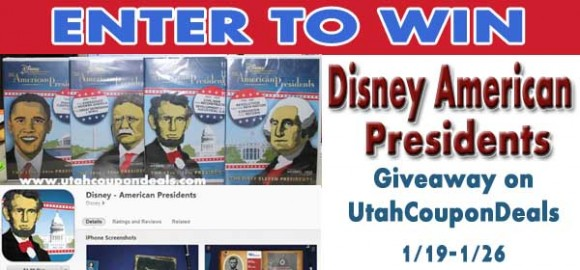 disneyAmericanPresidents
