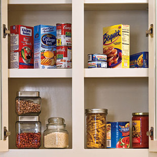 pantry staples list