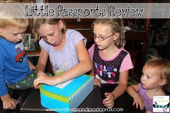 Little Passports Review