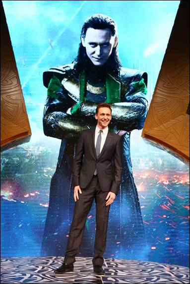 What do you want to know about Tom Hiddleston (aka Loki)? #ThorDarkWorldEvent