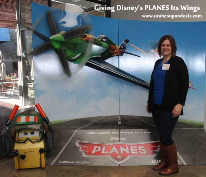 Giving Disney's PLANES Its Wings and National Aviation Month #disneyplanesbloggers