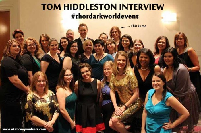 Tom Hiddleston Interview about Thor: The Dark World (and other intriguing details...)