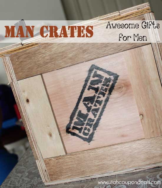 Man Crates Review - The search is over, Man Crates are the perfect gifts for Guys!