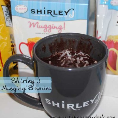 GIVEAWAY: Shirley J Mugging Kit and Cookie Mix (ends 1/27)