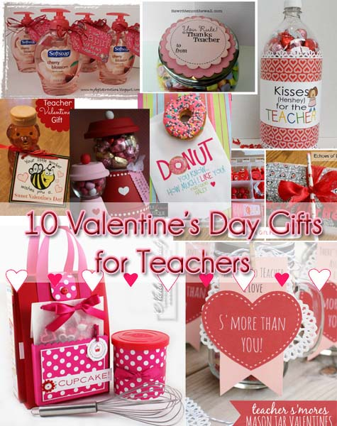 10 Valentineu0027s Day Gifts For Teachers