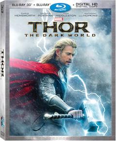 Marvel's Thor: The Dark World on Digital HD Feb 4 and Blu-ray Feb 25